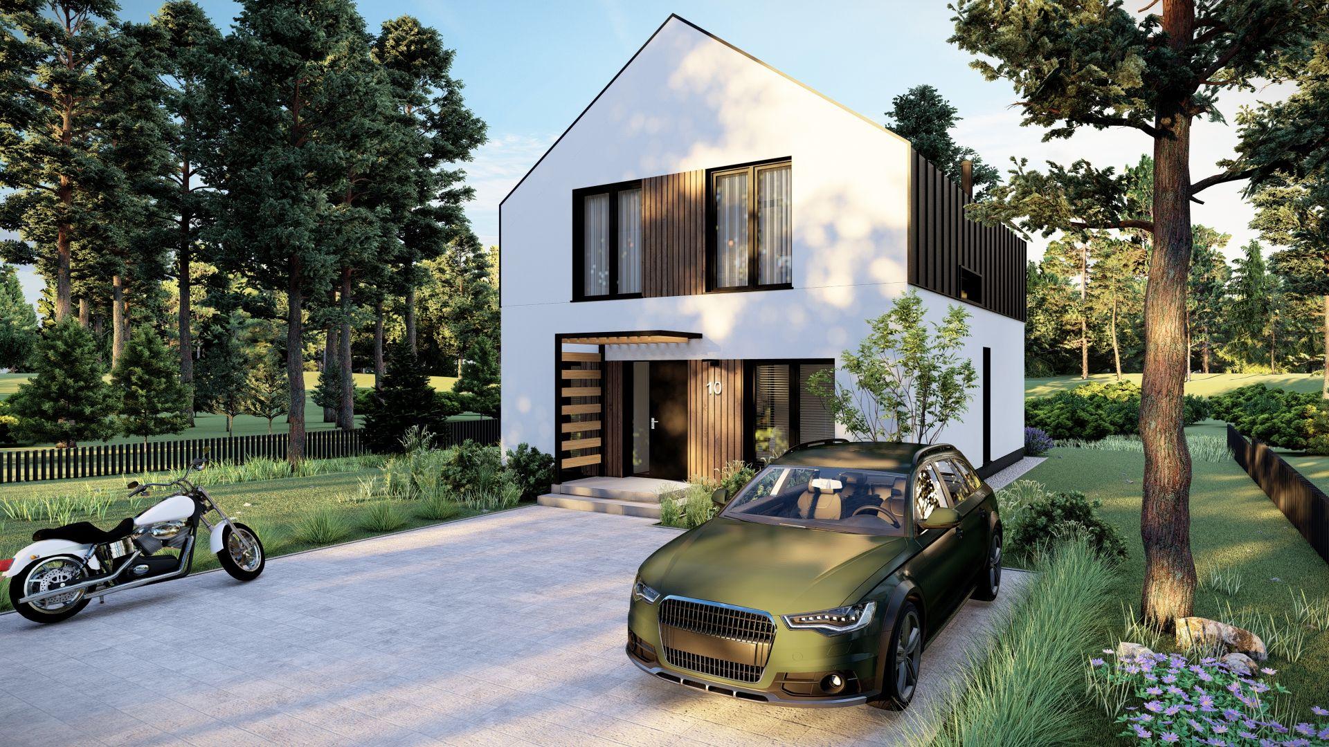 Energooszczędność jest jedną z istotnych cech domów stalowych. Ich konstrukcja musi mieć dwuwarstwową izolację termiczną. Fot. Stalovers