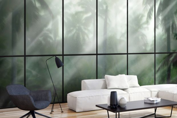 Obrazy na tapetach pobudzają wyobraźnię i kreatywność. Nowa kolekcja trendowych wzorów na 2021 rok idzie o krok dalej i na ścianach przekazuje emocje.