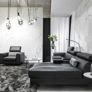 Sofa i fotel Solfeggio. Fot. Kler