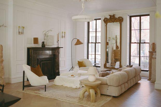 Tak mieszka znana amerykańska projektantka wnętrz Athena Calderone