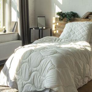 Tekstylia sypialniane też mogą być ekologiczne. Takie rozwiązanie proponuje marka Wendre w nowej linii kołder i poduszek Eko, które w całości wykonane są z materiałów recyklingowych.