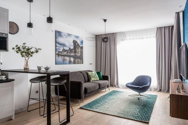 Małe mieszkanie na wynajem: świetne wnętrza. To warto wiedzieć!