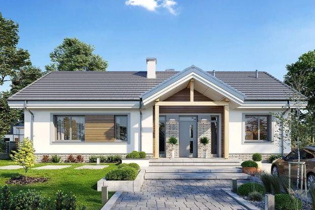 Ten dom todoskonała propozycja dla osób planujących budowę wygodnego i funkcjonalnego domu. Będzie on prosty w budowie oraz tani w późniejszej eksploatacji. Dom jest też energooszczędny i posiada swój niepowtarzalny, oryginalny styl.