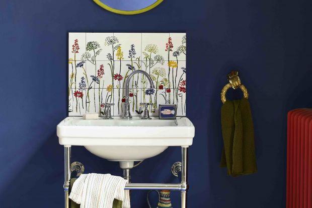 Kwiatowa metamorfoza łazienki. Odśwież wnętrze na wiosnę