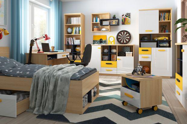 Jakie meble wybrać do pokoju nastolatka? Postaw na meble w nowoczesnym stylu, które stworzą dziecku uniwersalną i solidną bazę kreatywnych eksperymentów z kolorami czy wzorami.