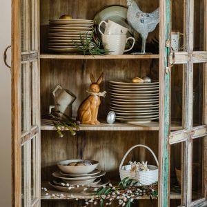 Wielkanocny stół w stylu naturalnym. Fot. Home&You