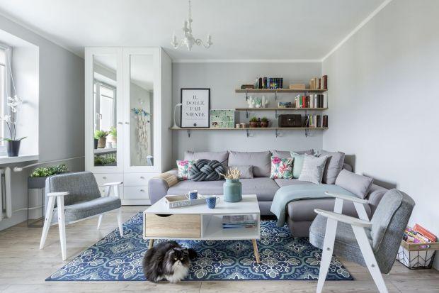 Jakie półki wybrać do salonu? Zobaczcie świetne pomysły projektantów i architektów wnętrz. Wszystkie półki są super!<br /> <br /><br />