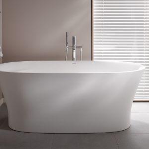 Kolekcja Cape Cod zaprojektowana przez słynnego designera Philippe Starcka do małej łazienki. Nowość 2021. Producent: Duravit