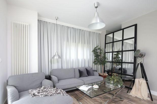 Modny salon: 12 pomysłów na monochromatyczne wnętrze. Piękne zdjęcia!