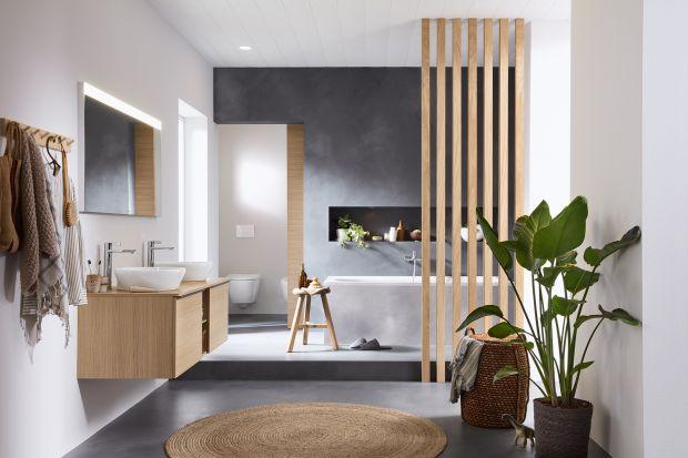 D-Neo to nowość marki Duravit, która właśnie została zaprezentowana na targach ISH Online. To pierwsza seria łazienkowa belgijskiego projektanta Bertranda Lejoly'ego. Elementy serii D-Neo pasują do wszystkich łazienek, o dowolnej wielkości i uk�