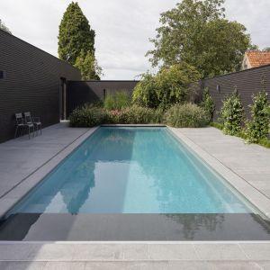 Częścią budynku jest też zewnętrzny basen. Zdjęcia: i29/Ewout Huibers