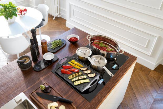 Asystent kuchenny, który poprowadzi cię krok po kroku przez gotowanie czy smażenie i wyświetli wskazówki? Możliwość łatwego przygotowania czterech potraw naraz? Pieczenie pysznych i zdrowych dań na parze? Z nowymi urządzeniami AGD od firmy Fran