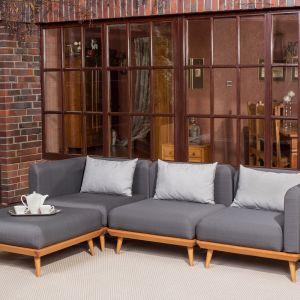 W przydomowe otoczenie świetnie wpisze się kolekcja Nourd, utrzymana w skandynawskim stylu. Kolekcja Nourd. Fot. Kler