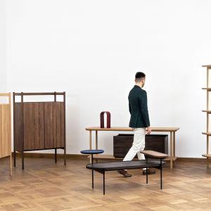 Premiera nowej kolekcji mebli, polskiej marki Fondu to ukłon w stronę natury i cenionego w obecnych czasach minimalizmu. Fot. Fondu