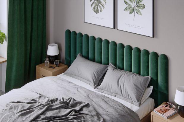 Tapicerowane panele: świetny pomysł na dekorację ściany, ładne zdjęcia