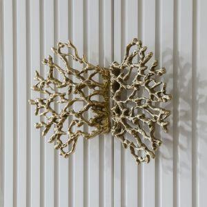 Uchwyt do mebli w kształcie koralowca.  Producent: Pap Deco