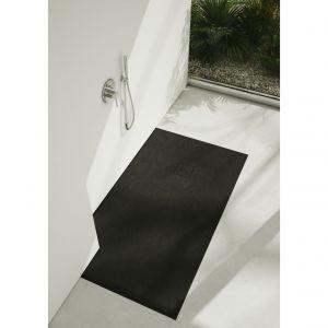 brodzik zamontować można na 3 sposoby – na podbudowie lub dedykowanym stelażu, stawiając bezpośrednio na podłodze, lub licując z posadzką. Fot. Schedpol