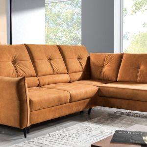 Sofa do małego salonu z kolekcji Cento. Dostępna w ofercie firmy Libro. Fot. Libro