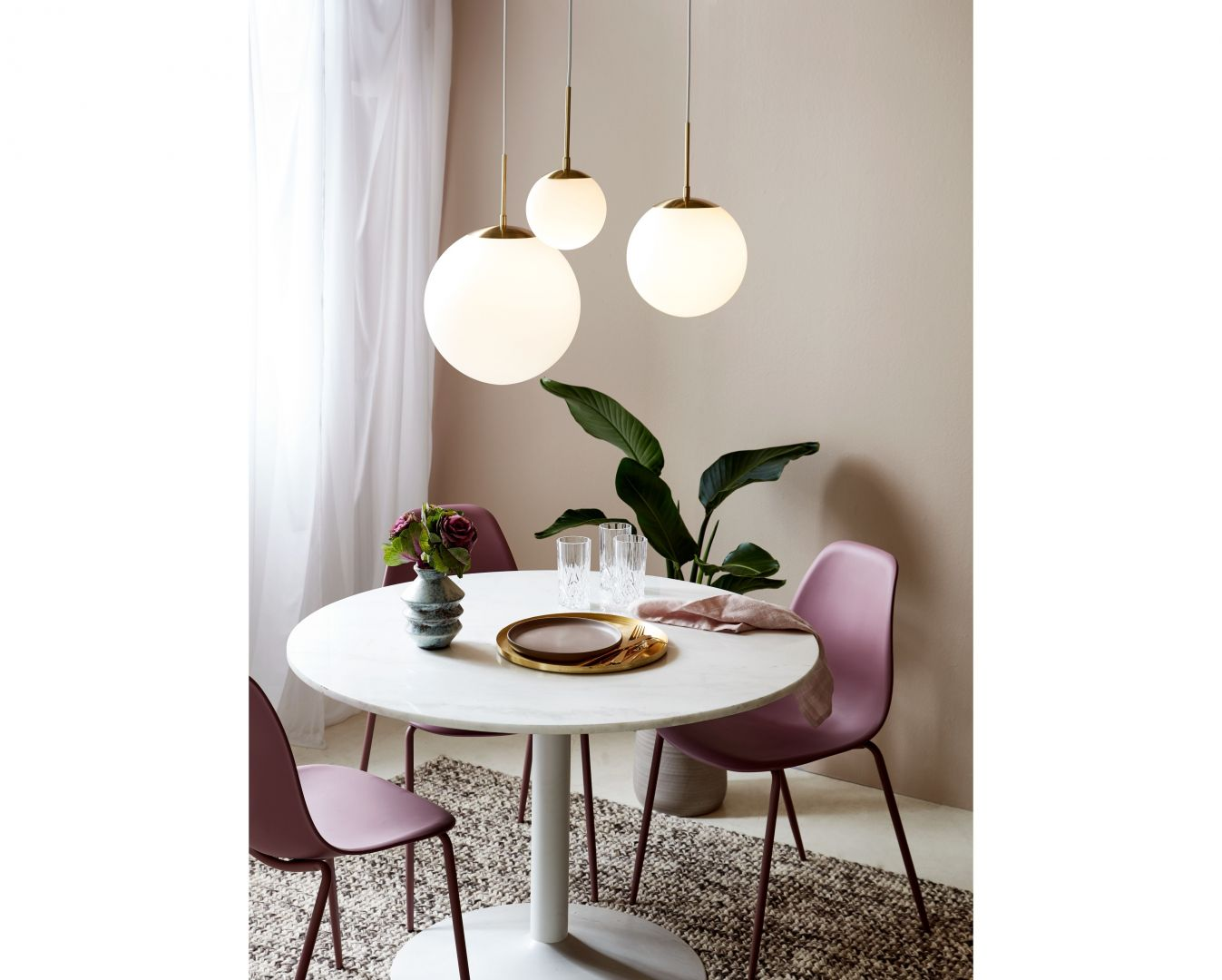 Lampy wiszące Grant z oferty marki Nordlux. Fot. Ardant
