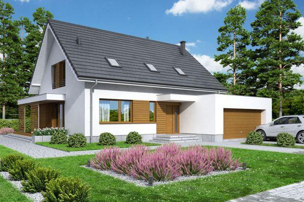 Ten projekt to świetna propozycja, jeśli szukasz domu wygodnego, nowoczesnego i o niedużej powierzchni.Idealniespełnipotrzeby 3-5 osobowej rodziny.<br /><br />