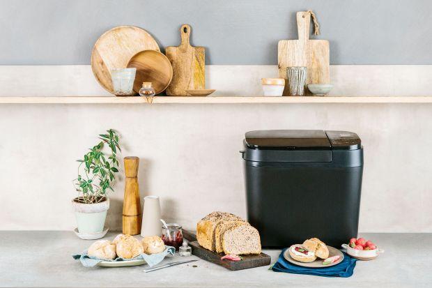 Lubisz gotować?Jesteś kreatywnym cukiernikiem? A może miłośnikiem bezglutenowych wypieków? Najnowsza seria wypiekaczy do chleba sprawi, że domowe wypieki staną się twoim nowym, ulubionym zajęciem.<br /><br />
