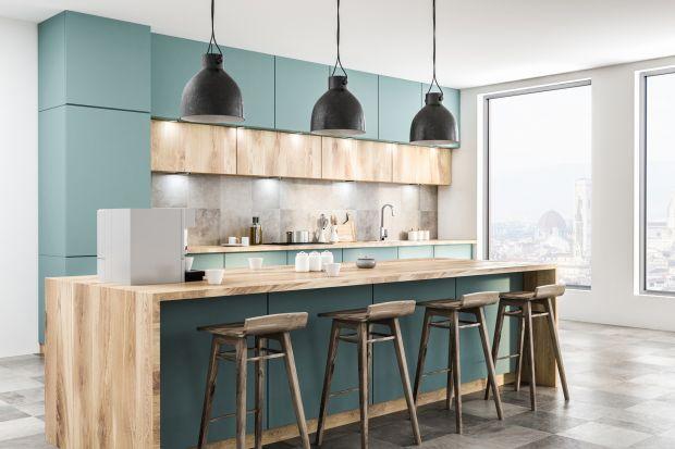 Wyspa w kuchni jest modna, nowoczesna i komfortowa. Potrafi pełnić bardzo wiele funkcji. Zmieści się na nie strefa gotowania, zmywania i robocza. Jeśli w twojej kuchni zmieści się wyspa weź pod uwagę to rozwiązanie. Efekt wart jest zachodu.<b