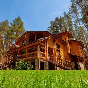 W jaki sposób zabezpieczyć drewno, by warunki atmosferyczne i upływający czas nie odciskały na nim swojego piętna? Wielu producentów oferuje produkty dopasowane do polskich realiów pogodowych. Fot. mat. prasowe V33