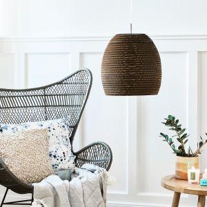 Fotel uszak Costa, wykonany z polirattanu, dostępny w wersji czarnej lub beżowej. Cena: 1099 zł, WestwingNow