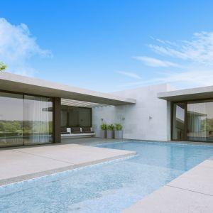 Wymiana okien poprawi estetyka domu, który stanie się naszą doskonałą wizytówką. Fot. Aluprof