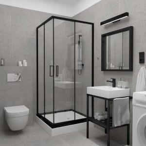 Sitta by Skanska styl modern łazienka
