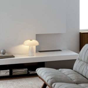 Lampa stołowa Glossy. fot. Ardant