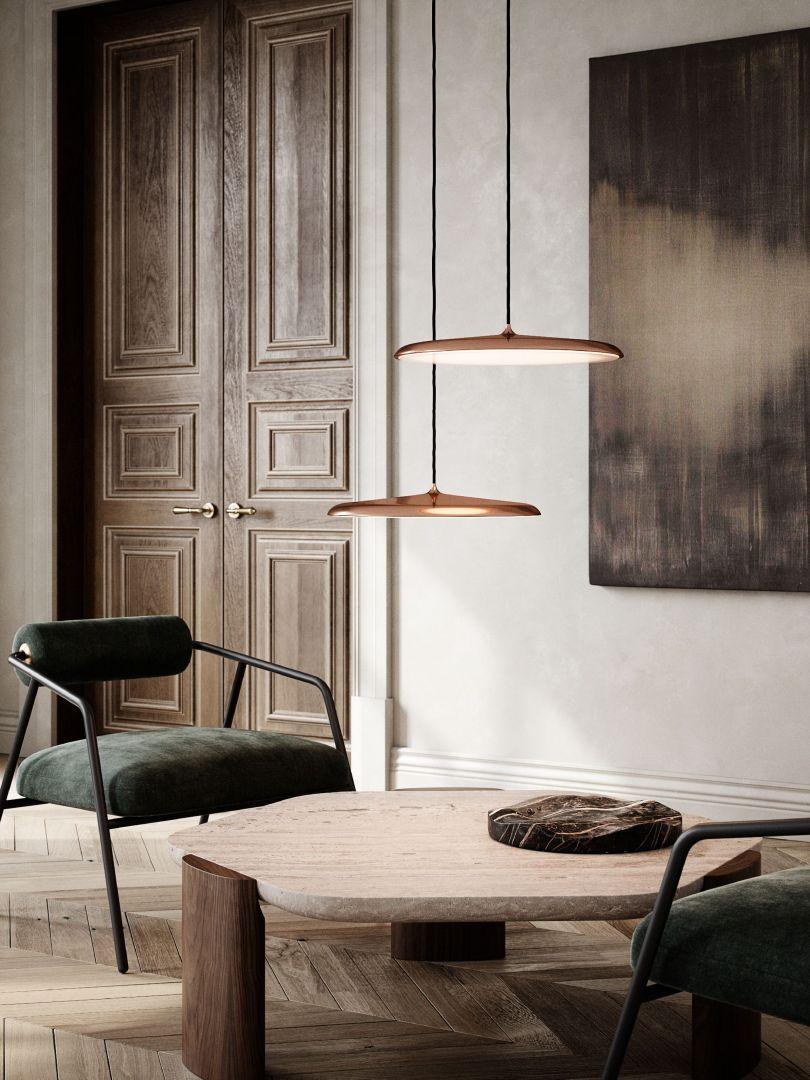 Lampa wisząca Artist 40 DFTP Fot. Ardant