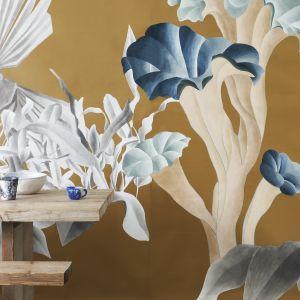 Tapeta Saffron by Cristina Celestino z oferty Mood-Design