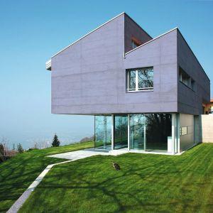 Fasada jest jednym z najważniejszych elementów projektu architektonicznego. Fot. Baumit