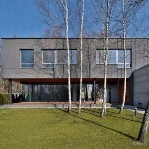 Elewacja budynku to okazja do zaprezentowania designu – nadaje wyjątkowości dla całej konstrukcji. Fot. Baumit