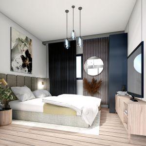 Dom modułowy bez pozwolenia na budowę, powierzchnia 35 m2. Projekt: make Architekci. Wykonanie: ModuTechnic