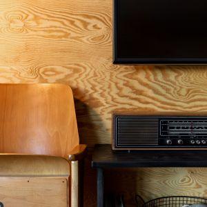 Stylistyka vintage jest bliska i inwestorom, i projektantce. Projekt wnętrza: Barbara Klimek, Pracownia Barak. Zdjęcia: Jakub Nanowski, Perspektywa