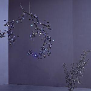 Lampa Blossom Night wykonana z kryształków Swarovskiego dla marki Swarovski