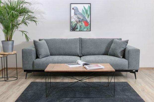 Sofa Tristan, narożnik Tristan i narożnik Aurelia. Zobacz propozycje trzech nowoczesnych mebli wypoczynkowych do salonu, które są wygodne i świetnie się prezentują.