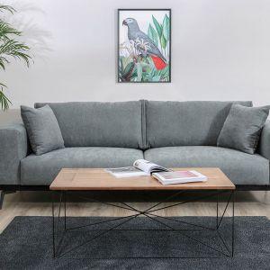 Duża, mogąca pomieścić nawet cztery osoby sofa Tristan to idealny mebel do obszernych salonów. Fot. Meble Marzenie
