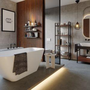 Styl industrialny doskonale wpisuje się w popularny obecnie minimalizm. Nie tylko za sprawą estetyki, ale również pod kątem jakości i trwałości zastosowanych materiałów. Fot. Fjordd