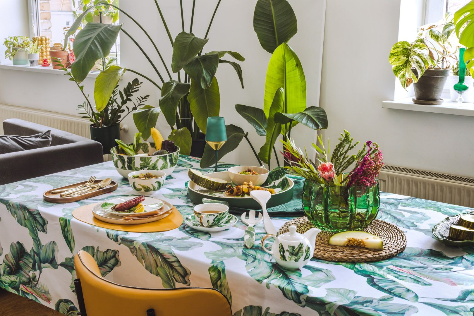 Rośliny w mieszkaniu Fot. Home & You