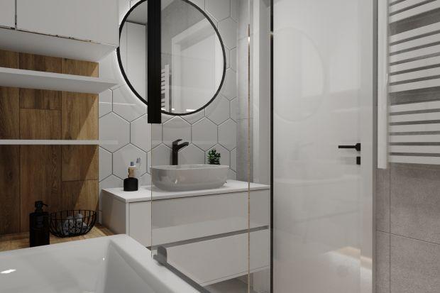 Łazienkowe trendy. Zobacz modne łazienki 2021. To wiosenne hity!