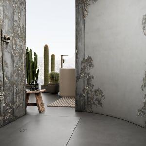 Tapeta do łazienki z kolekcji SLEEPERS marki Glamora. Fot. Dekorian Home
