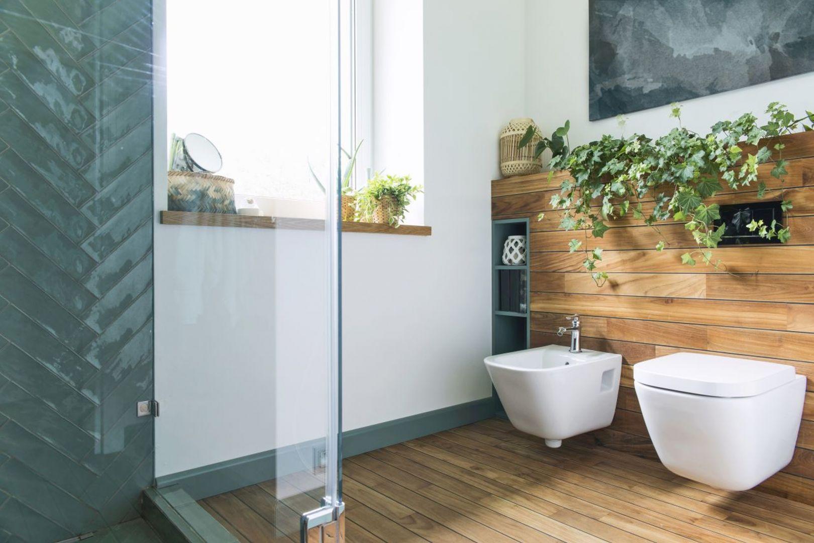 Natura w łazience, fot. 123rf.com