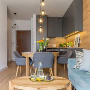 Mieszkanie szyte na miarę. Projekt Decoroom Fot Pion Poziom