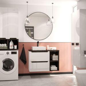 W kolekcji znajdują się modele meblowe i nablatowe w różnych rozmiarach, które dopasować można zarówno do łazienek gościnnych, jak i dużych salonów kąpielowych. Fot. NAS