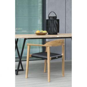 Krzesło ogrodowe Volta Edge marki Miloo Home. Fot. Miloo Home / Domoteka