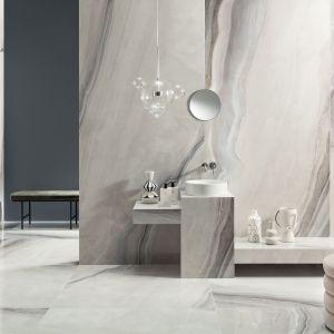 Kolekcja White Opal, Ceramika Tubądzin. Fot. mat. prasowe Tubądzin