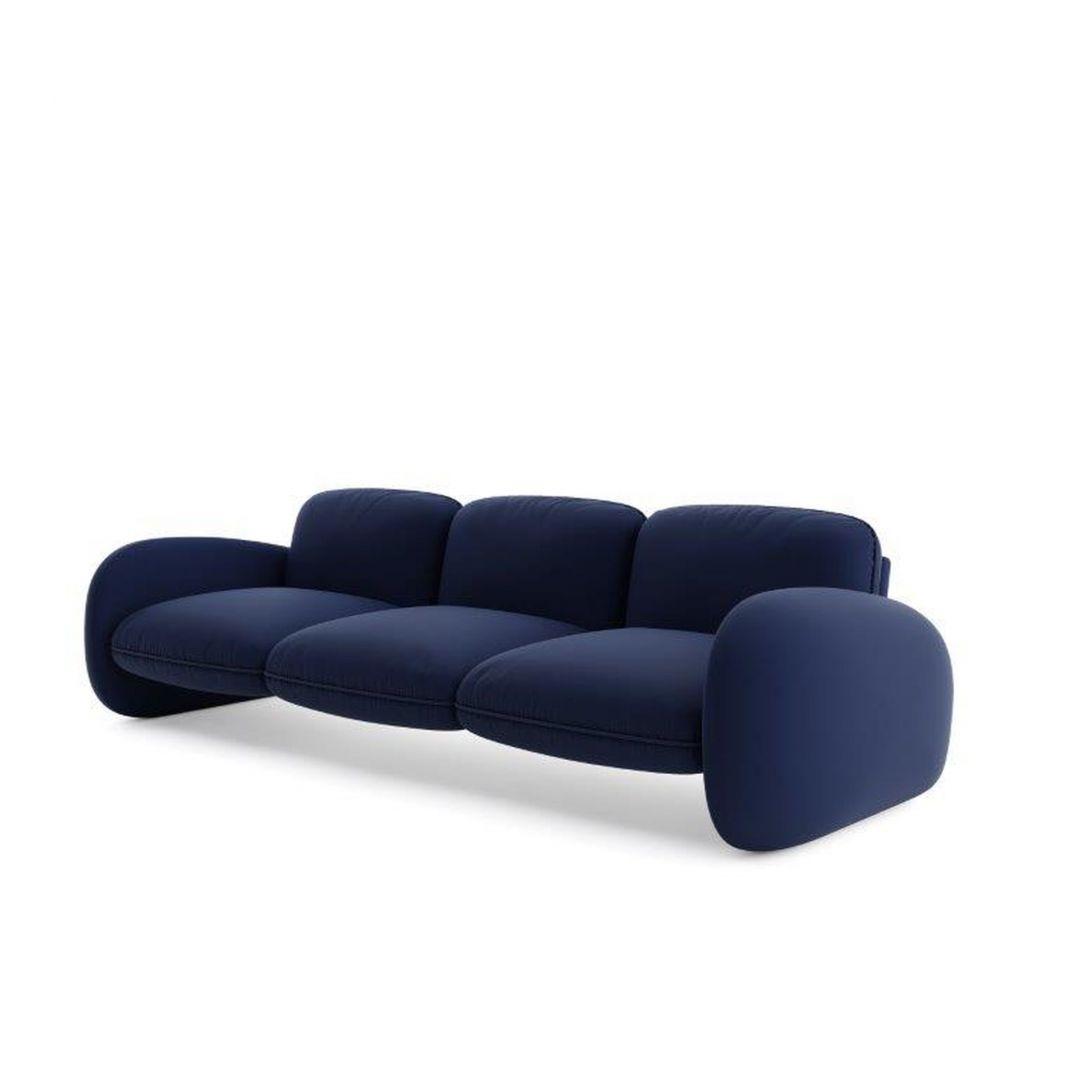 Oro to kolekcja sof i foteli polskiej marki Absynth, które inspirowane są kształtami... ciasteczek makaroników. Fot. mat. prasowe Absynth
